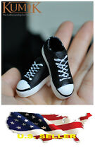 1/6 kumik women shoes Sneakers converse style FS-17 Phicen hot toys US seller