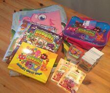 Moshi Monster Bundle - 2 Mths M'ship, Cards , Lunch bag , Duvet Set, Books !!