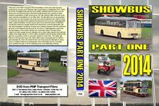 2946. Showbus. UK. Buses. Duxford, Cambridgeshire. Part One the early arrivals o