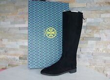 luxus TORY BURCH Gr 38 8 Stiefel boots Schuhe shoes 31148324 black NEU UVP 480 €