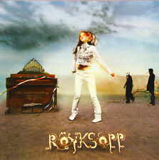 ROYKSOPP THE UNDERSTANDING DOUBLE LP VINYL NEW 33RPM 2005