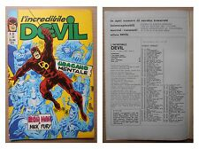 L'incredibile Devil 101, Lire 250, Corno, 21 marzo 1974, Iron Man