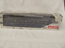 PICO # 53215 HO MODEL RAILROADING ROLLING STOCK COMPARTMENT COACH CAR C-9 COND