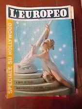 L'EUROPEO RIVISTA SETTIMANALE 1964 n° 16 anno XX