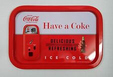 "Coca-Cola ""Have a Coke"" Tin Tray - BRAND NEW"