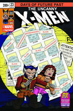 UNCANNY X-MEN  #23  NM NEW  (MINIMATES SDCC COVER )