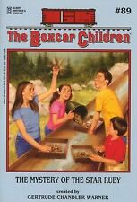 The Boxcar Children Ser.: The Mystery of the Star Ruby No. 89 (2002, Paperback)