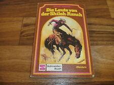 Dubina -- die LEUTE von der SHILOH-RANCH / mit Preisrätselkarte / Schneider 1979
