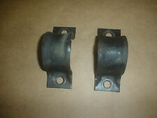 93-02 Camaro Z28 SS RS Firebird Trans Am WS6 Front Sway Bar Chassis Mounts