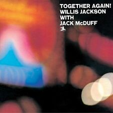 FREE US SH (int'l sh=$0-$3) NEW CD Willis Jackson, Jack Mcduff: Together Again O