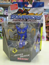 BEYBLADE SHOGUN STEEL BEY WARRIORS ARCHER GRIFFIN