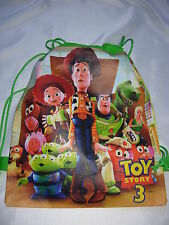 Lace up Bag Rugsack for Children Gift Toy Story 3