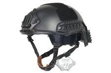 FMA Ballistic Tactical Protective ABS Helmet for airsoft paintball Black