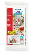 FIMO AIR BASIC MODELLING CLAY - AIR DRYING - WHITE (500g)