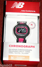 NEW BALANCE CHRONOGRAPH PINK MODEL 52192NB NDURANCE - NEW