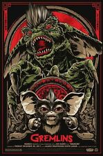 GQ1517 Gremlins Alternative Art Movie Wall Silk Poster 24X36 inches