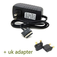 Charger Power Adapter For Asus Eee Pad Tablet Transformer TF201 TF300T UK PLUG