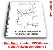 Alkoholtestgerät selbst herstellen - Alkoholtester Alkohltest Technik Patente