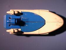 Transformers G1 VINTAGE 1986 Hasbro Scourge Seeker Incomplete C-6 METAL!!