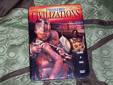 BRANDNEW ENDANGERED CIVILIZATIONS COLLECTOR'S EDITION 5 DVDS BOX SET (NEW)