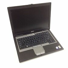 Dell Latitude D620 Laptop Computer  DVD-CD RW Burner WiFi No OS