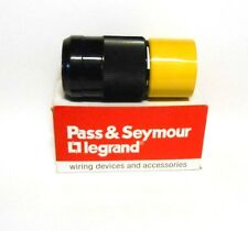 NEW IN BOX**LEGRAND, PASS & SEYMOUR TURNLOK PLUG, CS6365, 50AMP, 125/250 VOLTS