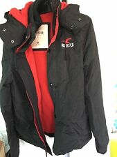 Hollister All Weather Fleece Lined Jacket