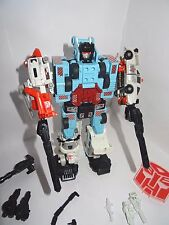 TRANSFORMERS G1**DEFENSOR 99% COMP**ORIGINAL 80'S**MUST SEE**