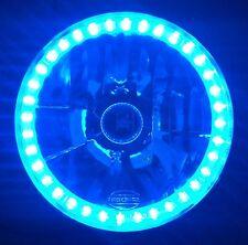 Blue Halo Headlamp Toyota Landcruiser BJ FJ HJ 40 45 47 55 60 70 73 75 78 Series