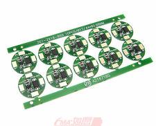 20Pcs Protection Circuit Module PCM for Cylinderical Li-ion Battery D:17mm SM869