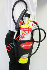 Rothenberger Trigger Blow Torch With Gas Holder 3.4120 For MAPP / Propane