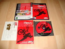 DAVE MIRRA FREESTYLE BMX 2 DE ACCLAIM PARA SONY PS2 USADO COMPLETO