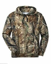 Russell Outdoors Mens Hoody S-2XL 3XL Realtree AP Camo Sport Hooded Sweatshirt