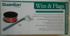 Pet Safe Guardian PGA-500 Wire & Flag Accessory Kit 500 ft Invisible Dog Fence