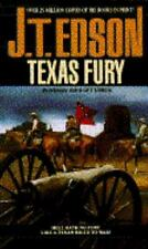Texas Fury by J. T. Edson (1993, Paperback)