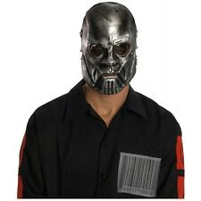 Sid Wilson Mask Slipknot Heavy Metal Halloween Fancy Dress Costume Accessory