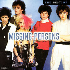 Missing Persons The Best Of CD