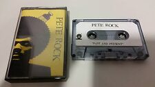 PETE ROCK - Past And Present  (TAPE)