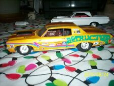"""AMT '70 Chevy Impala """"The Instructor"""" Vintage Built Model Nice or Parts"""