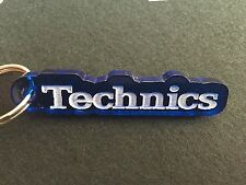Blue Technics 1200 Custom Keychain For Pro Dj's W Serato Traktor