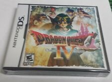 Dragon Quest IV (Nintendo DS, 3DS, DSI ) REGION FREE US VERSION - FREE SHIPPING