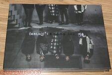 MBLAQ M-BLAQ 7TH MINI ALBUM K-POP CD & FOLDED POSTER SEALED
