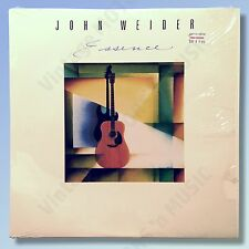 John Weider - Essence LP 1989 Gold Castle D1-71317 NEAR MINT PLUS New Age Jazz
