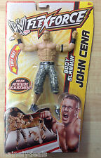 WWE Flex Force Body Slammin John Cena! Mattel! NIB!