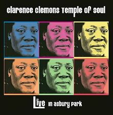 CLARENCE CLEMONS & TEMPLE OF SOUL Live in Asbury Park JAZZ SOUL SAX SPRINGSTEEN