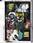1993 Marc Spector Moon Knight 52 page 28 Marvel Comics color guide art: 1990's