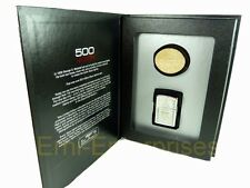 Zippo 500 Million Armor Case High Polish limited Edition 5June 2012 Bodenstempel