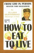 How to Eat to Live, Book 1, New, Free Shipping