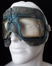 Rare, Early WWII RCAF Marked MKIII Pilot Goggles, Dated 1942