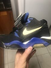 Nike Air Force 180 Size 9.5 Black Red Sport Royal